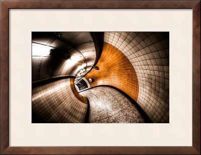 Curvation-Aaron Yeoman-Framed Photographic Print
