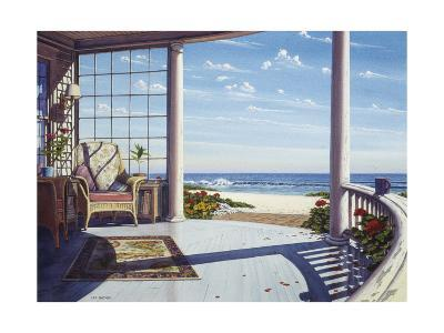 Curved Porch I-Lee Mothes-Giclee Print