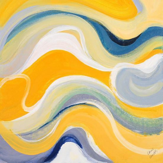 Curvilinear Bright I-Lanie Loreth-Art Print