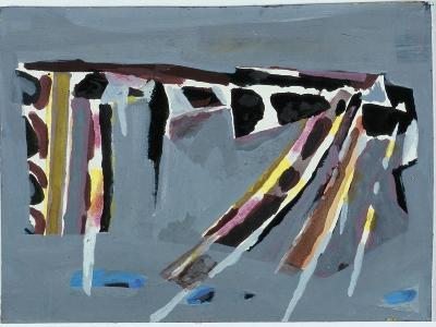 Curving Border-MacEwan-Giclee Print