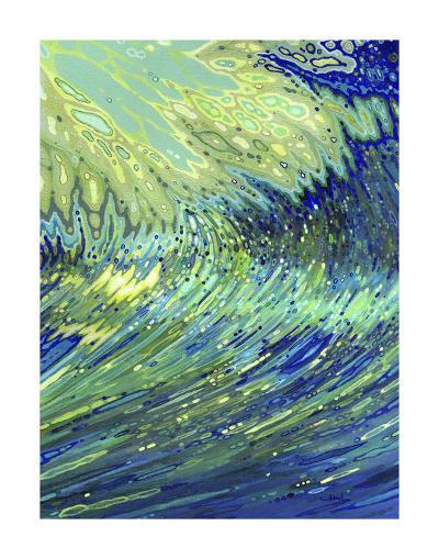 Curving Underwater-Margaret Juul-Art Print