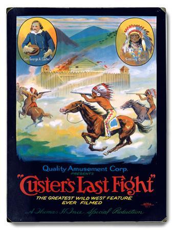 Custer's Last Fight Movie