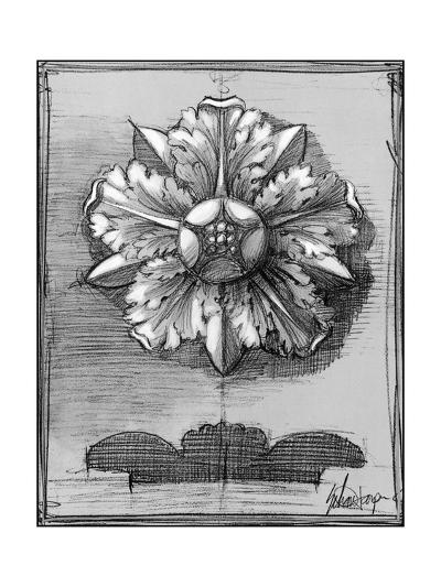 Custom Classical Sketch II-Ethan Harper-Art Print
