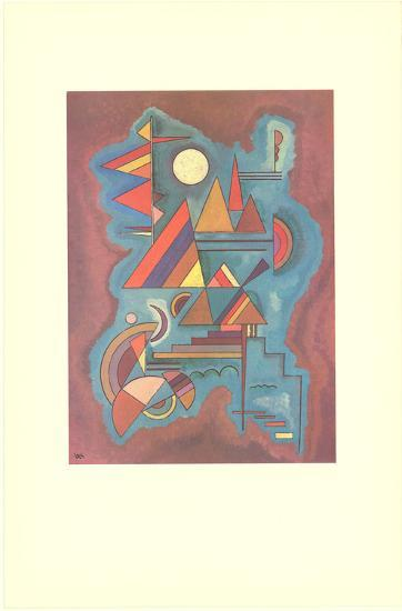 Cut-out-Wassily Kandinsky-Collectable Print