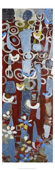 Cut Paper Trees II-Erin McGee Ferrell-Art Print