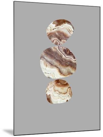 Cut Stone-Evangeline Taylor-Mounted Art Print