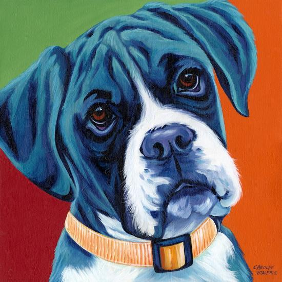 Cute Pups I-Carolee Vitaletti-Art Print
