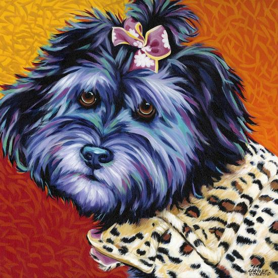 Cute Pups III-Carolee Vitaletti-Art Print