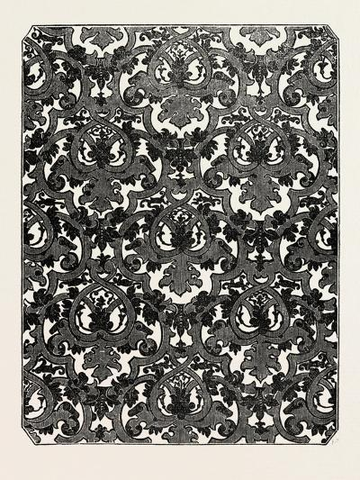 Cuthbertson and Co., Paper-Hangings, 1851--Giclee Print