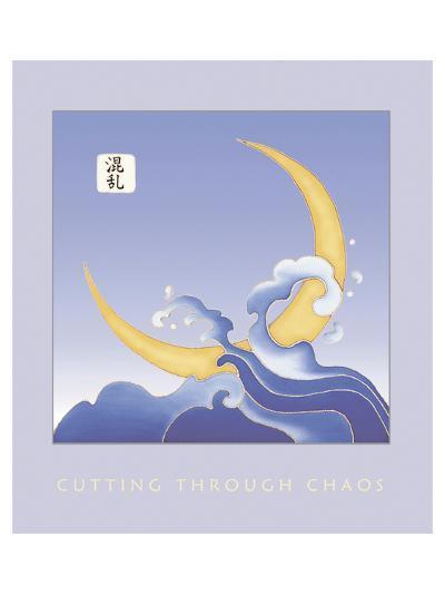 Cutting Through Chaos 1-Sybil Shane-Art Print