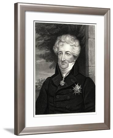 Cuvier, 19th Century-J Thomson-Framed Giclee Print