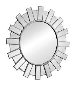 Cuzco Round Mirror Clear
