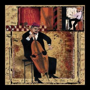 Jazz Cello by CW Designs Inc