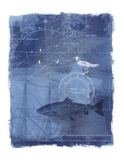 Cyanotype II-Ken Hurd-Art Print