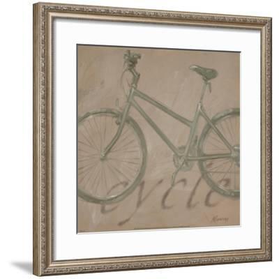 Cycle-Julianne Marcoux-Framed Art Print