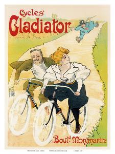 Cycles Gladiator, Art Nouveau, La Belle Époque