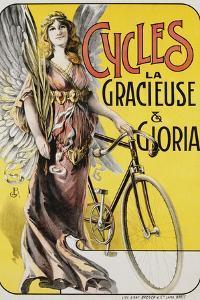 Cycles La Gracieuse Et Gloria Poster