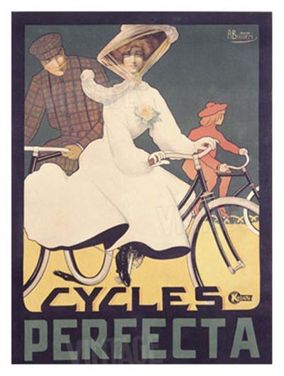 Cycles Perfecta-Achille Butteri-Giclee Print