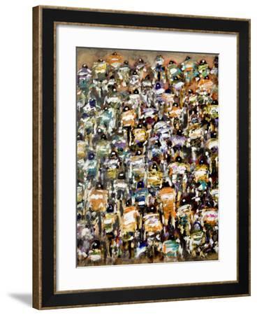 Cycling 15-Heather Blanton Fine Art-Framed Giclee Print