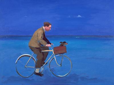Cyclist, 2005-Alan Kingsbury-Giclee Print