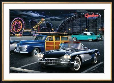 Cyclone Racer Art Print by Helen Flint   Art com