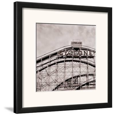 Cyclone-Erin Clark-Framed Art Print