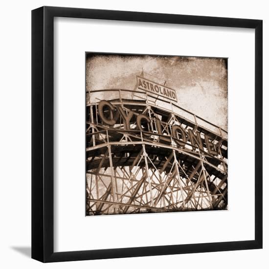 Cyclone-Sheldon Lewis-Framed Art Print