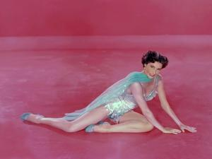 CYD CHARISSE early 50'S (photo)