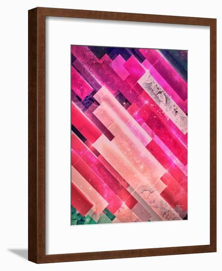 Cymfyrt Zwwn-Spires-Framed Art Print