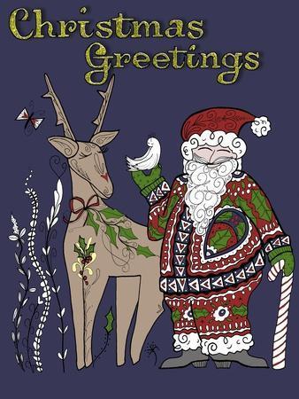 Folklore Santa