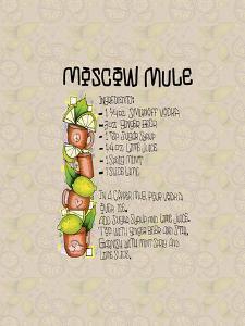 Lime Moscow Mule by Cyndi Lou