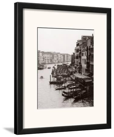 Array of Boats, Venice