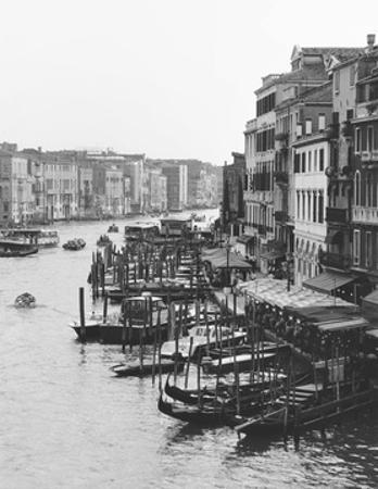 Array of Boats, Venice by Cyndi Schick