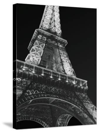 Under the Eiffel Tower by Cyndi Schick