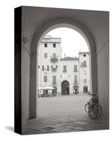View Through the Archway II by Cyndi Schick