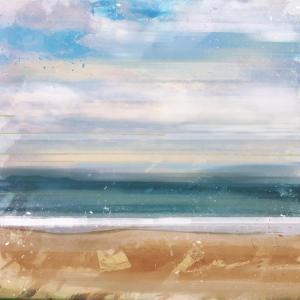 Blue Sea 1 by Cynthia Alvarez