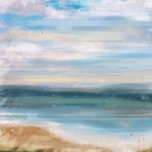 Blue Sea 2 by Cynthia Alvarez