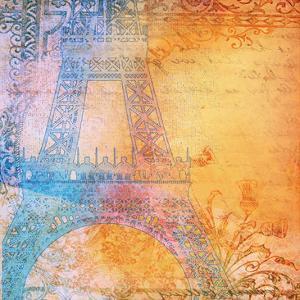 Romantic Paris by Cynthia Alvarez