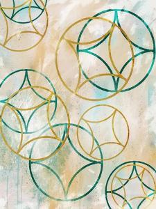 Sparkling Spheres 2 by Cynthia Alvarez