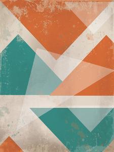 Triangles 2 by Cynthia Alvarez