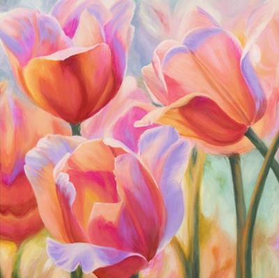 Tulips in Wonderland II by Cynthia Ann