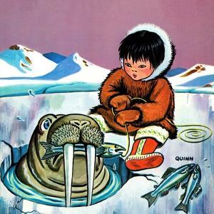 Mr. Snowman - Jack & Jill by Cynthia Koehler