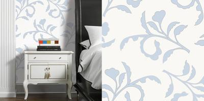 Cynthia Rowley's Big Branch Self-Adhesive Wallpaper by Cynthia Rowley