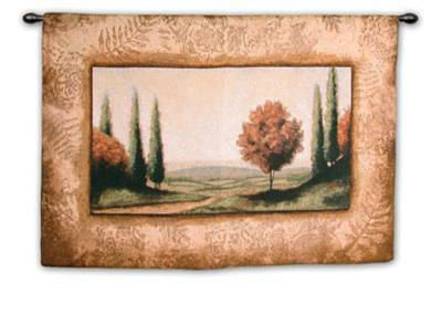 Cypress Vista II-Mark St^ John-Wall Tapestry
