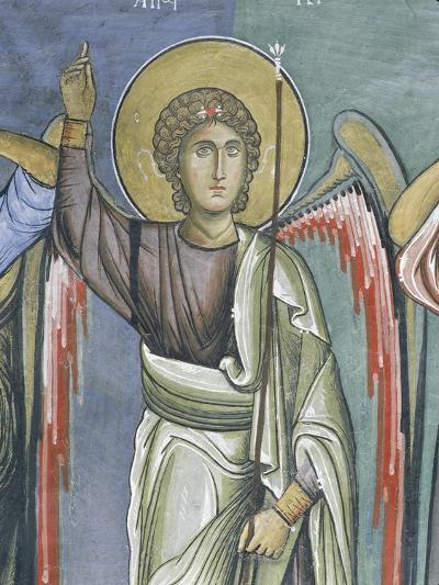 Cyprus, Troodos Mountains, Church of Panayia Tou Arakou, Apse--Giclee Print