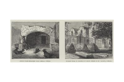 Cyprus--Giclee Print