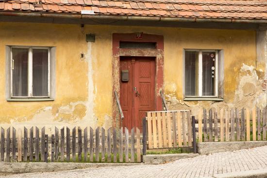Czech Republic, Bohemia, Karlstejn-Emily Wilson-Photographic Print