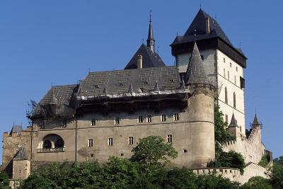 Czech Republic, Krivoklat Castle--Giclee Print
