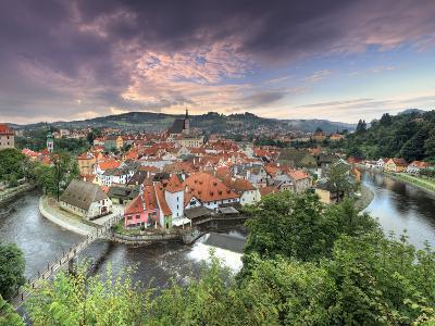 Czech Republic, South Bohemia, Cesky Krumlov-Michele Falzone-Photographic Print
