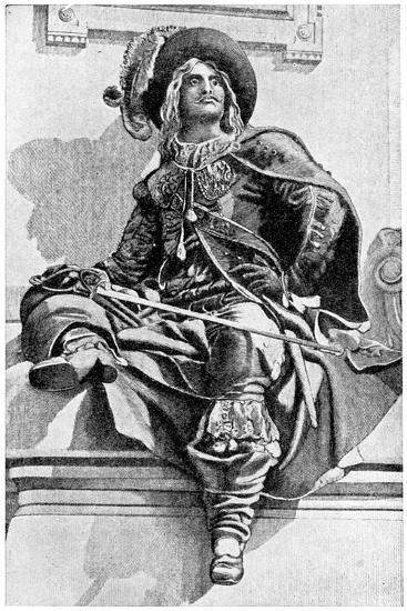 D'Artagnan, 1923- JM Dent & Co-Giclee Print